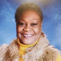 (Ret) MSGT Edna Juanita Williams