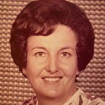 Gladys Mae Irvan