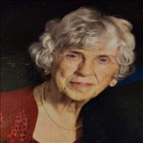 Margaret NaDean Garrett