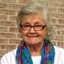 Bettie Joyce Woodward