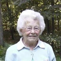 Muriel Elaine Jacques