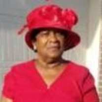 Mrs. Gwendolyn Harvey Curtis