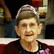 Mary Henrietta Gee