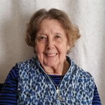Mary Frances Daniel Salyer