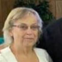 "Mrs. Elizabeth Ann ""Betty"" Jordan"