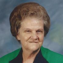 Mrs. Dorothy Dean Mayall Watkins Gladden