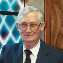 Rev. Billy Mack Shoffner