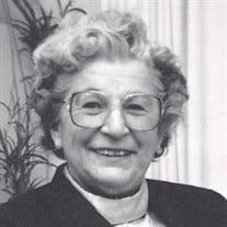 Agnes M. Bennett