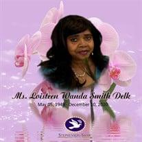 Ms. Loisteen Wanda Smith Delk