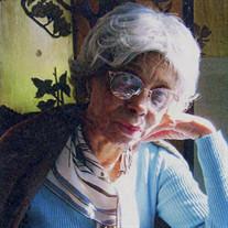 Mattie Mae Bell