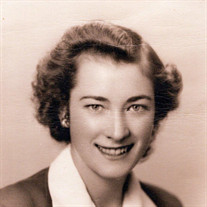 Mrs. Doreen Cooper Butler