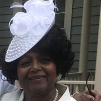 Mrs. Bertha Louise Smedley