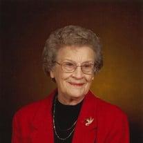 Lillie Mae Straube