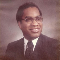 Pastor Uvie E. Stewart Sr.