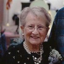 Maude R Spann