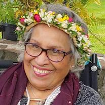 Cyrilla Ann Lei Mokihana Agbayani