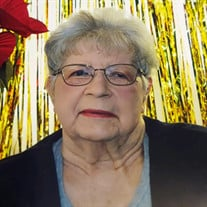 Shirley Annetta Mae Rader