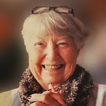 Patricia Jane Jackman