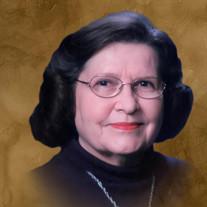 Nellie Marie Weddell
