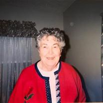 Mary Sarah Mitchell