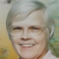 Ellen Laverne Saxton