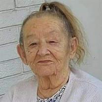 Flora M. Zanger