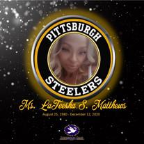 Ms. LaTeesha S. Matthews