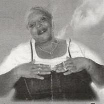 Mrs. Betty Jean Terrell Riley