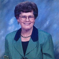 Freda Faye Holley of Selmer, Tennessee