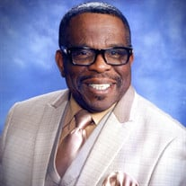Deacon Bobby Earl Williams
