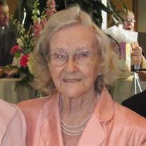 Elizabeth C Lange (Bette)