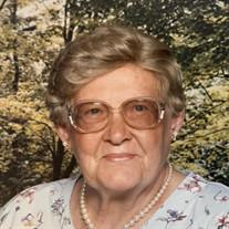 Bertha M. Plantenga