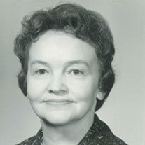 Mrs. Mildred Moore Harton Poindexter
