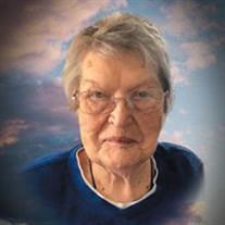 Mary Alice Jones Parlier