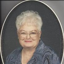 Mrs. Marjorie Jo Metcalf Carlow