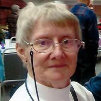 Donna Mae Cromwell