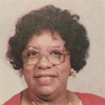 Mrs Bennie LaRue Jones