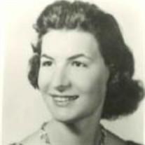 Mrs. Claudia Marie Cawley