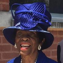 Mrs. Alethia M. Lewis
