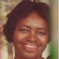 Mrs. Margie Hunter Williams