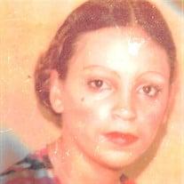 Maria Ramona Santiago Rivera