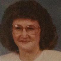 Beverley Sue (Anderson) Morris
