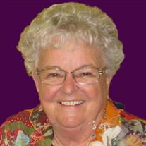 Mrs. Marian Oldenberg (nee: Bair)