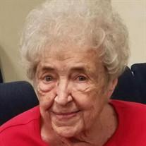 Shirley McKnight Harriman