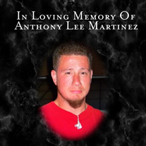 Anthony Lee Martinez