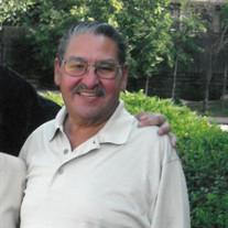 """Juan """"Steve"""" Estevan Vigil"""