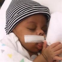 Baby Cameron Vincent Hamilton