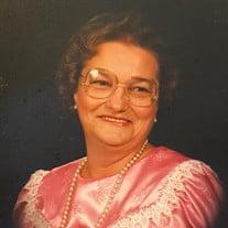 Mrs. Peggy Yarbrough