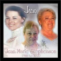 Jean Marie Stephenson