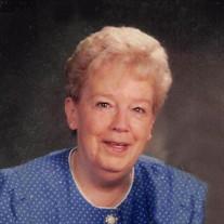Betty Jane (Keirstead) Eddy